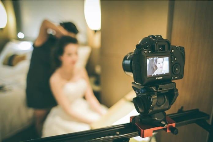 cách quay video phóng sự cưới đẹp