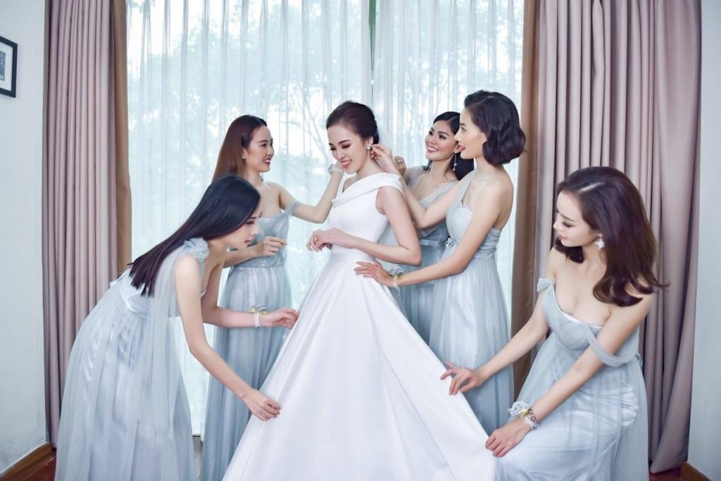 làm video phóng sự cưới đẹp