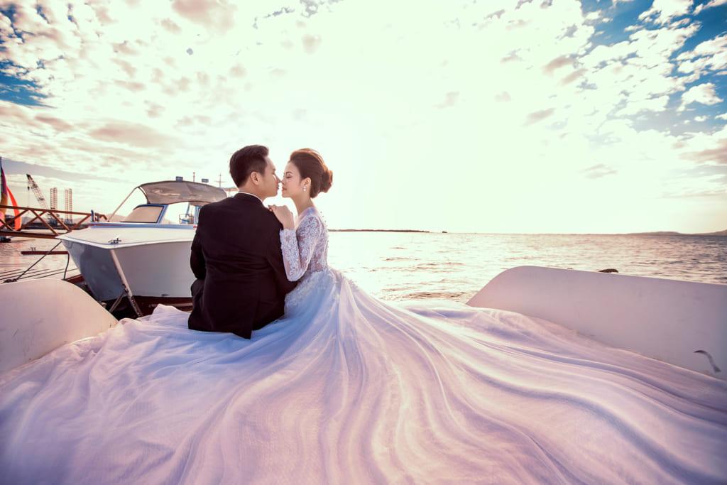 làm video đám cưới