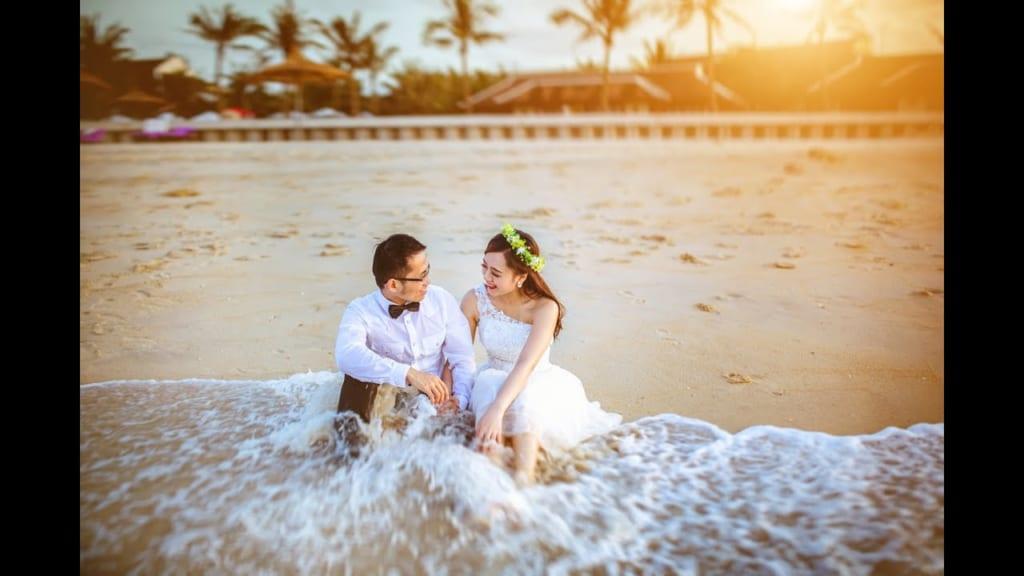 quay video đám cưới đẹp