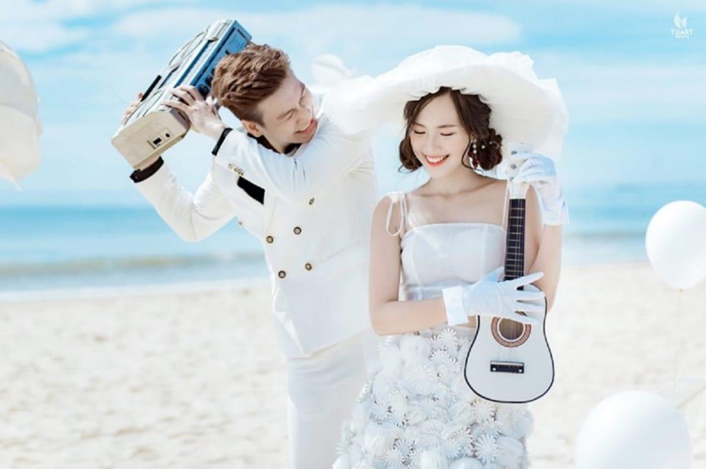 dịch vụ quay Video cưới lãng mạn