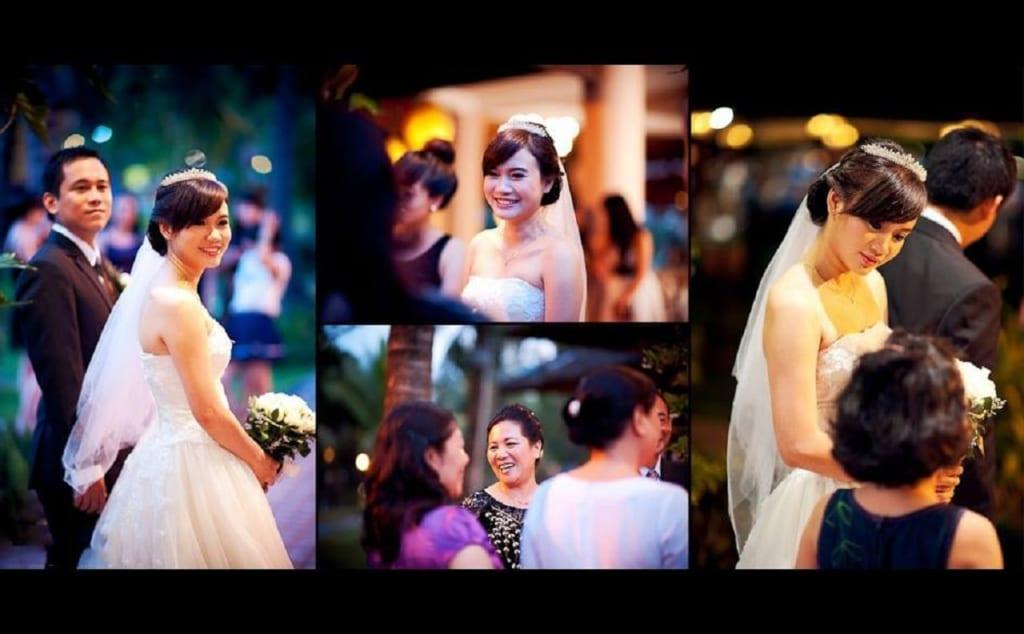 thực hiện quay phim phóng sự ngày cưới