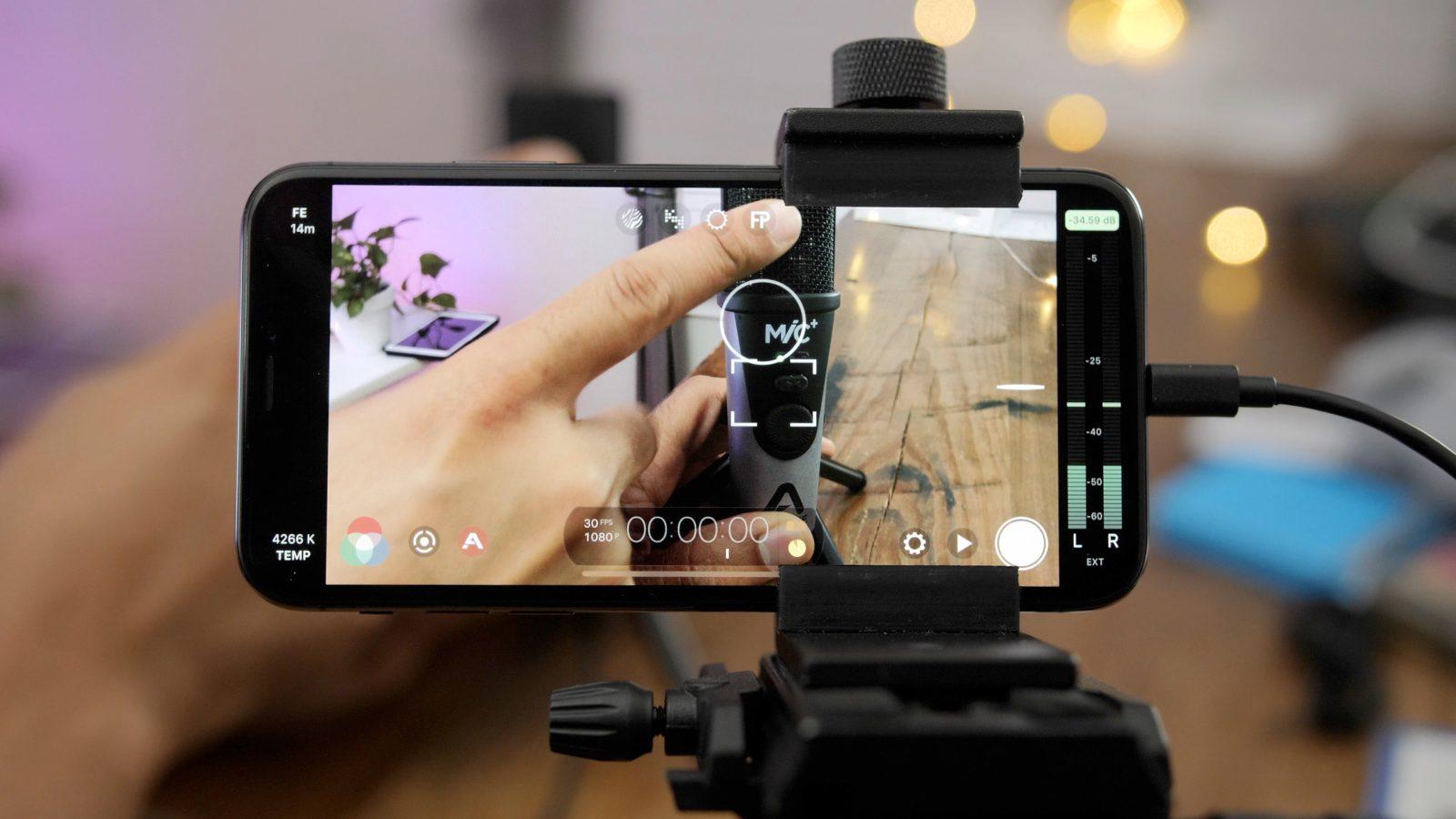 Thiết bị quay video marketing phổ biến