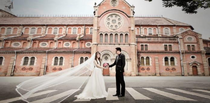 Địa điểm chụp ảnh cưới ở miền Nam