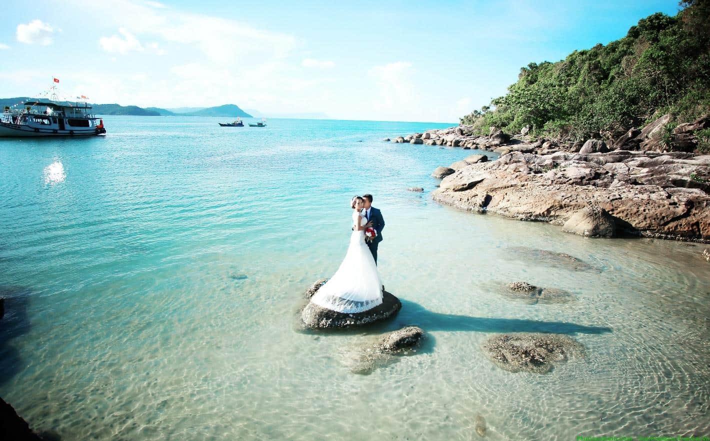 album cưới đẹp ở phú quốc