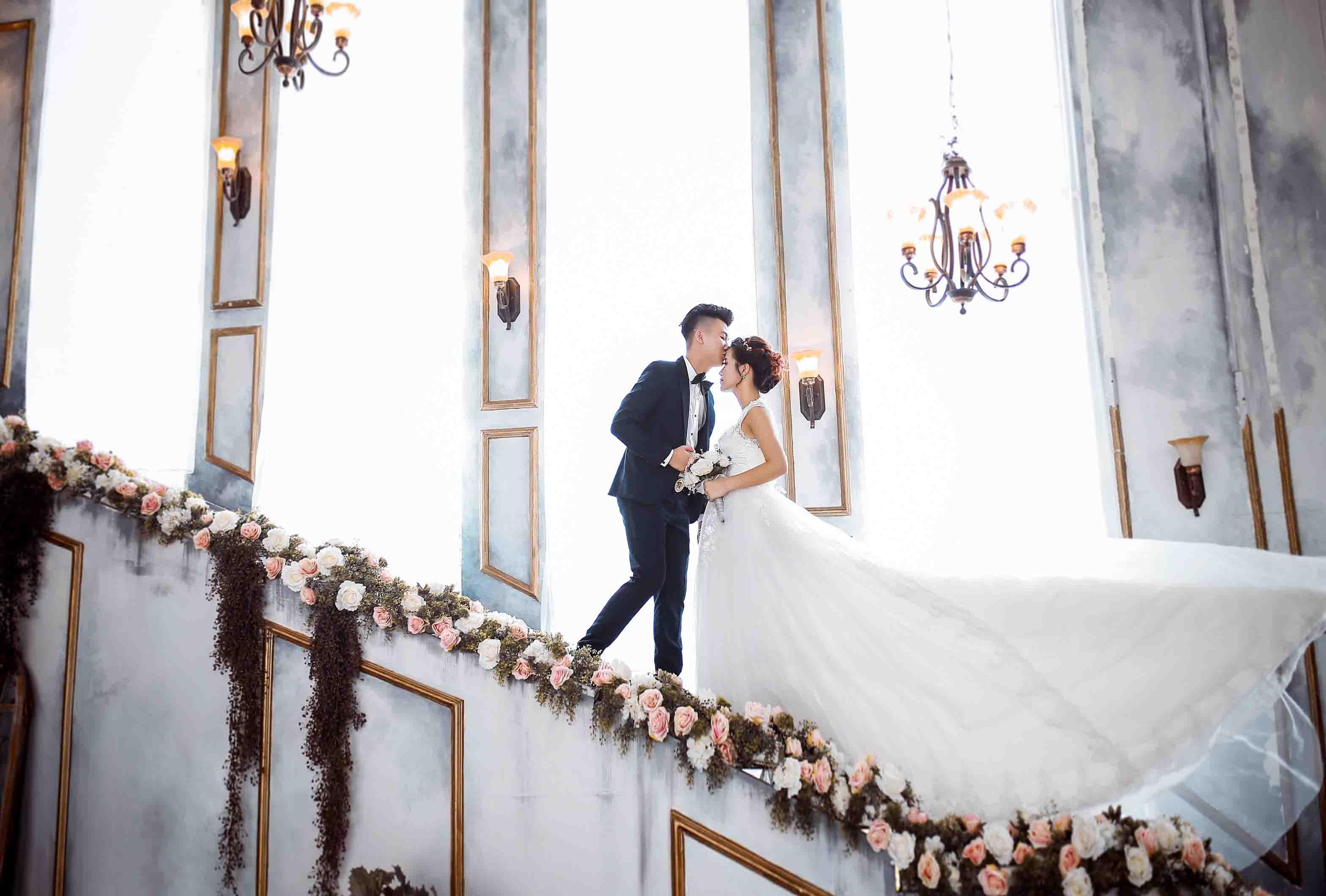 Những phim trường chụp ảnh cưới nổi tiếng Hà Nội