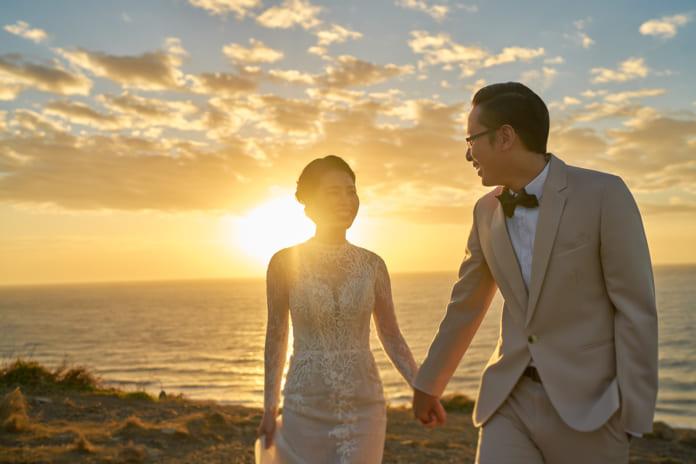 Chụp hình cưới ở Vũng Tàu