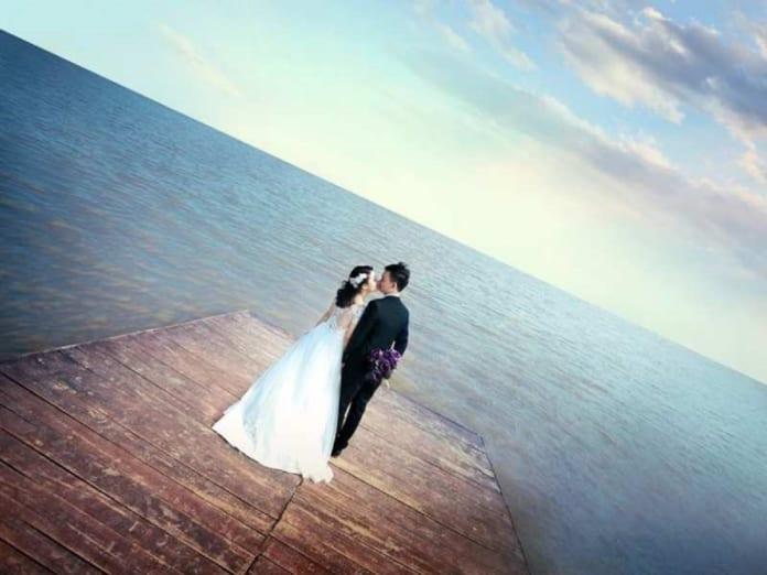 Cách chụp ảnh cưới ngoại cảnh