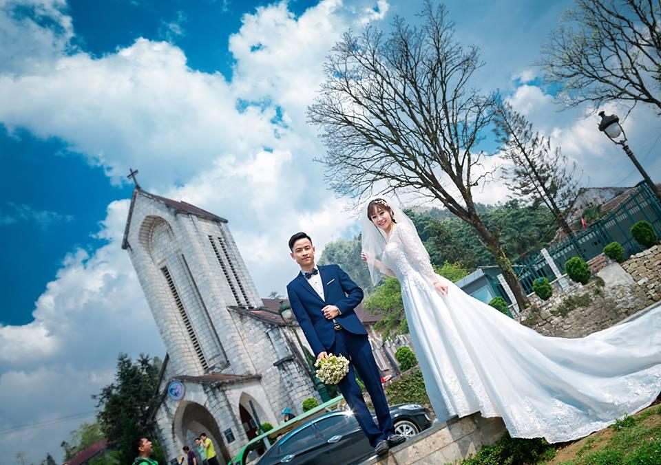 Địa điểm chụp ảnh cưới ngoại cảnh đẹp