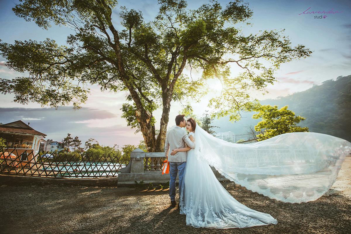 Chụp ảnh cưới tại Tam Đảo Vĩnh Phúc
