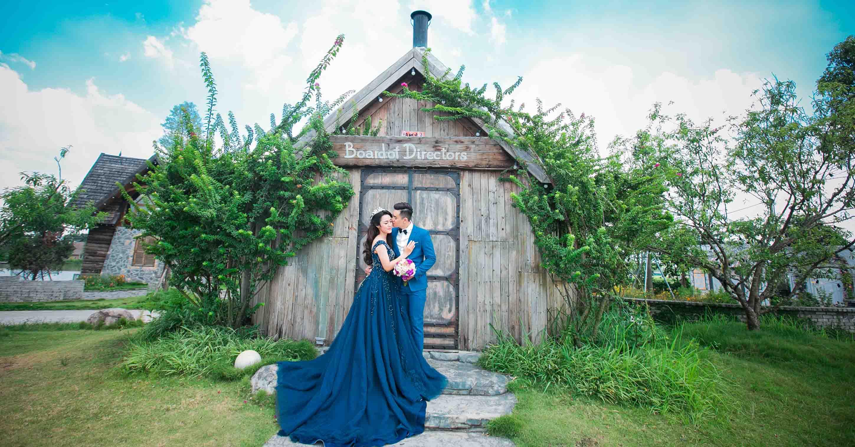 Dịch vụ chụp ảnh cưới phim trường đẹp