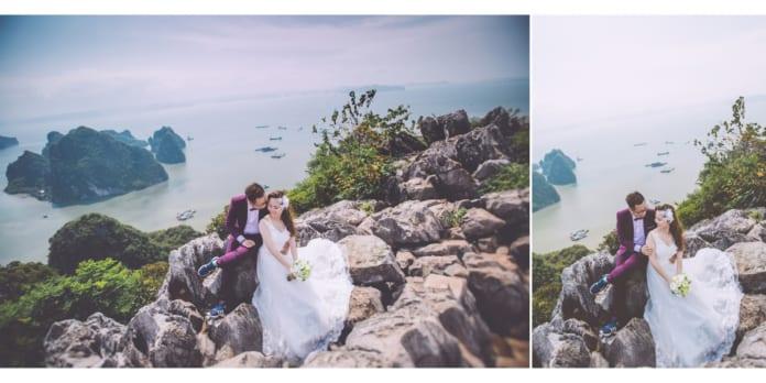 Địa điểm chụp ảnh cưới ở biển 2019