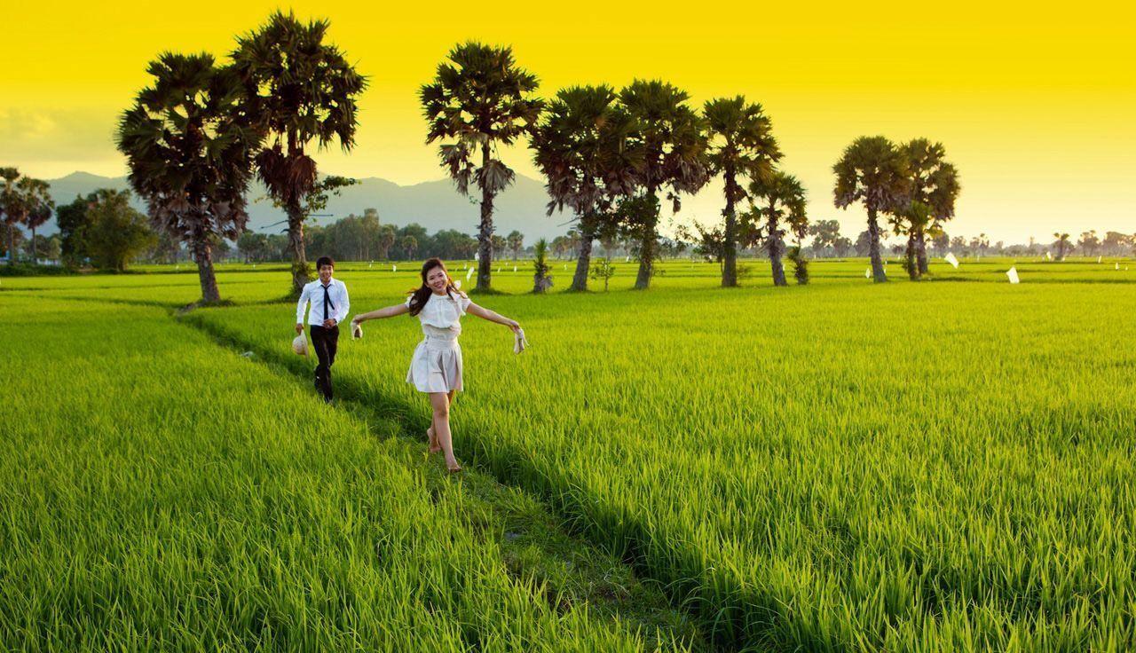 Chụp hình cưới tại An Giang ở đâu