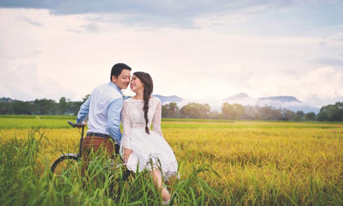 Địa điểm chụp hình cưới đẹp ở An Giang