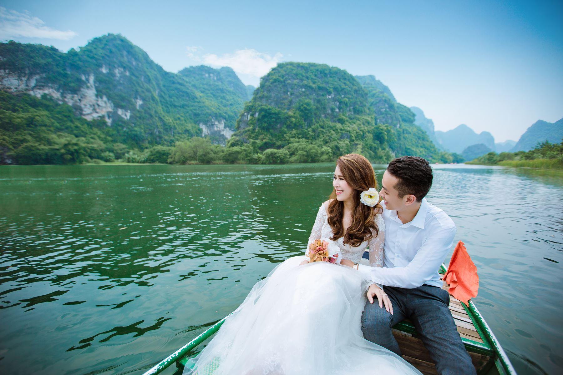 Địa điểm chụp hình cưới đẹp tại Ninh Bình