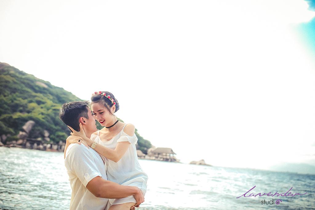 Chụp hình cưới ở biển 2019