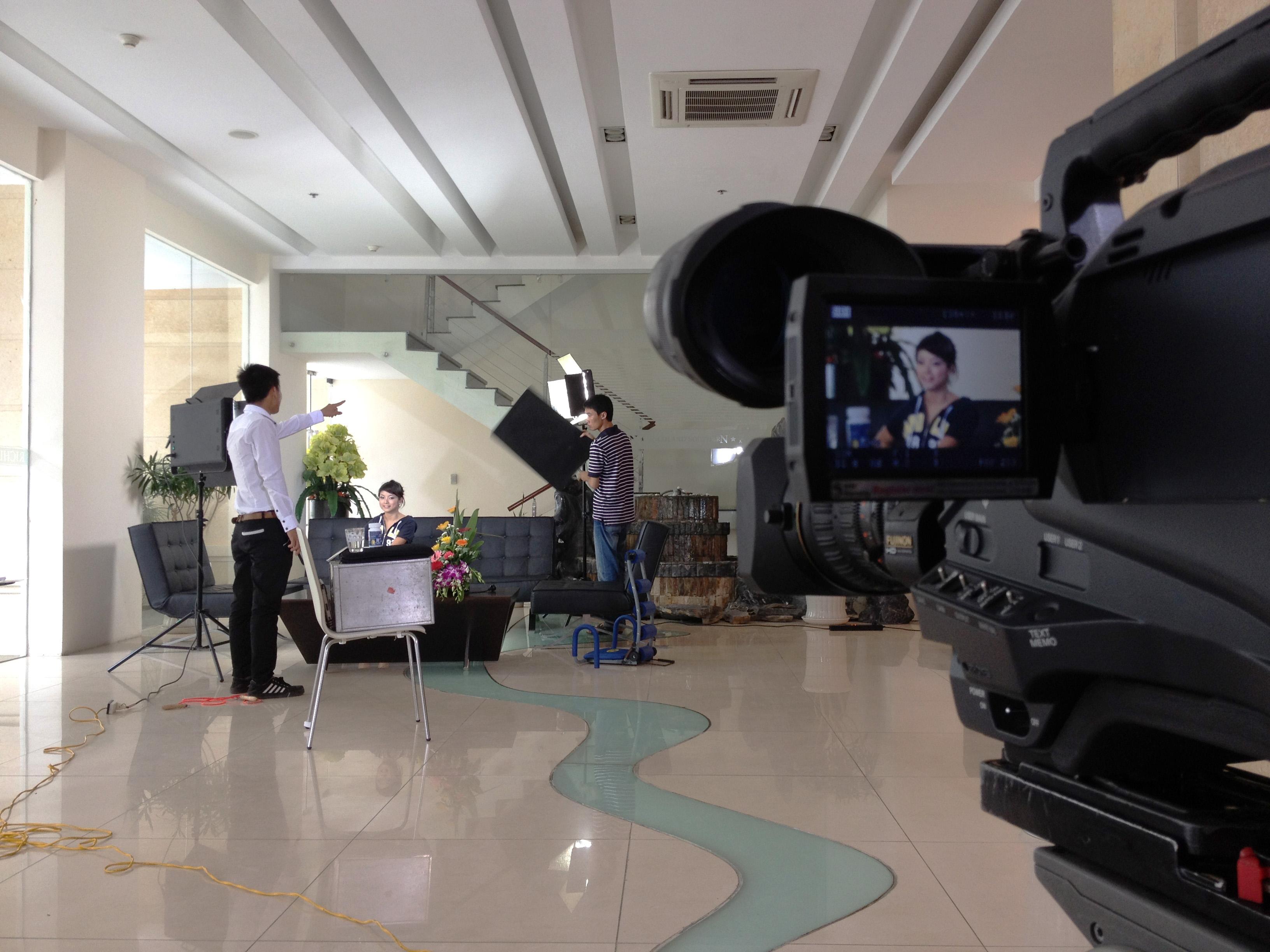 dịch vụ quay phim quảng cáo ở tphcm