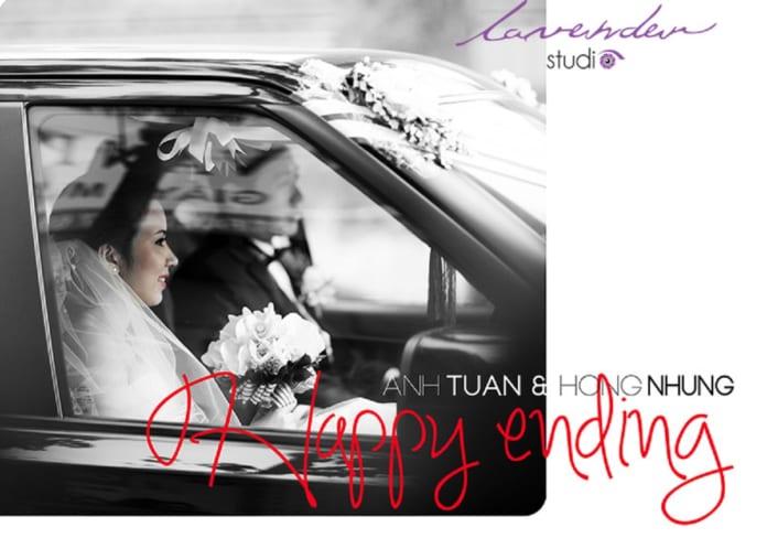 Studio quay phóng sự cưới ở hà nội