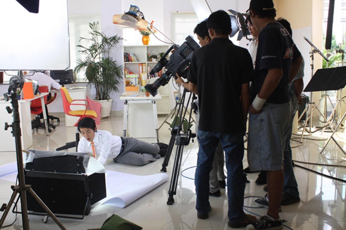 tìm studio quay phim tphcm