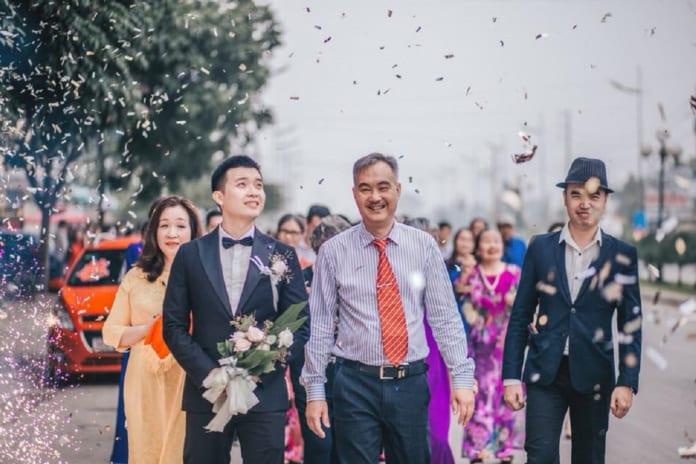 quay phim phóng sự ngày cưới giá tốt