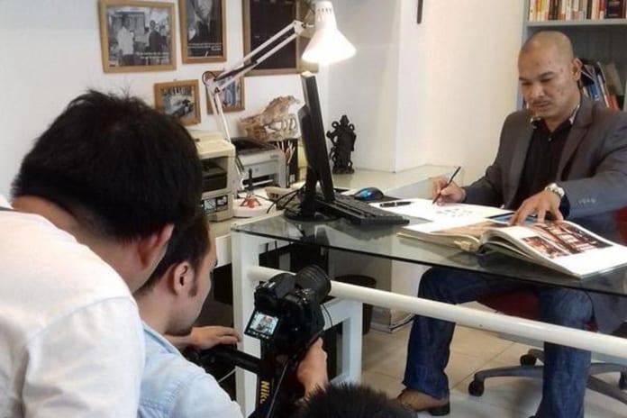 studio quay video giới thiệu doanh nghiệp chất lượng