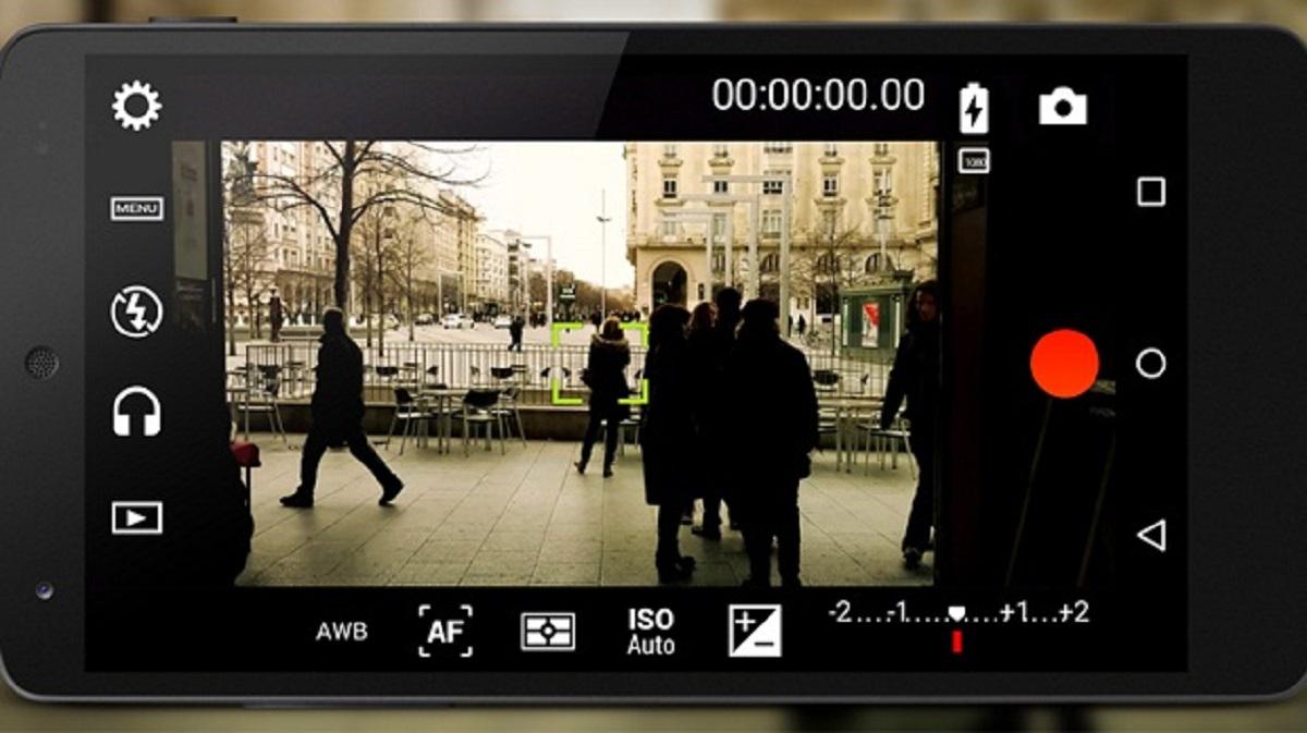 dùng phần mềm quay video