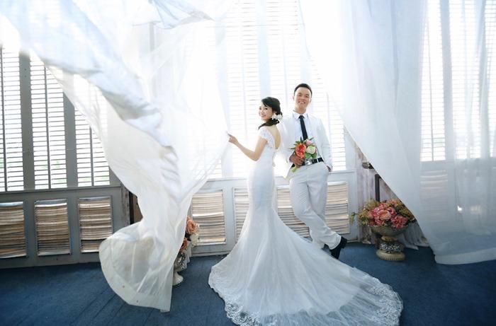 Giá chụp hình cưới ngoại cảnh và studio
