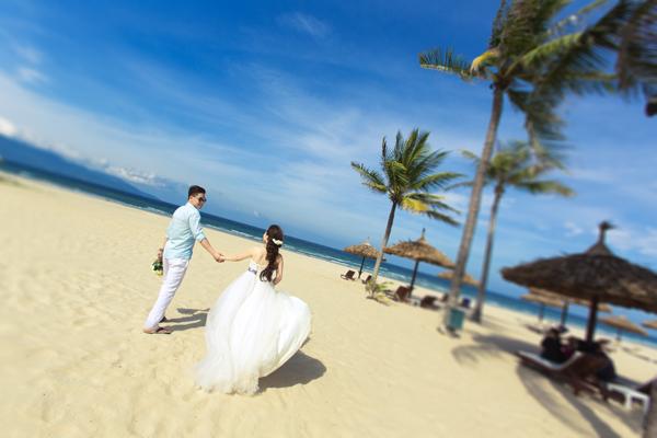 Nên chụp ảnh cưới Đà Nẵng ở đâu đẹp