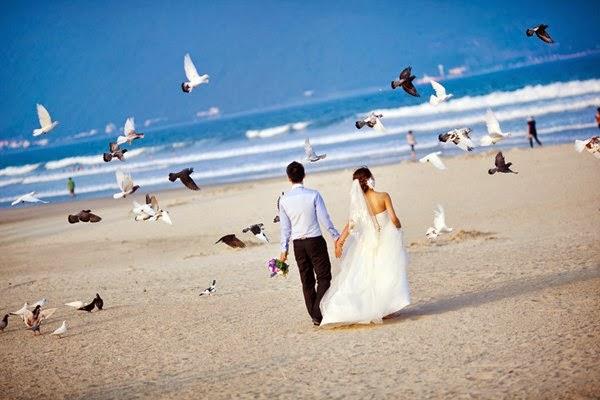 Nên chụp ảnh cưới Đà Nẵng ở chỗ nào