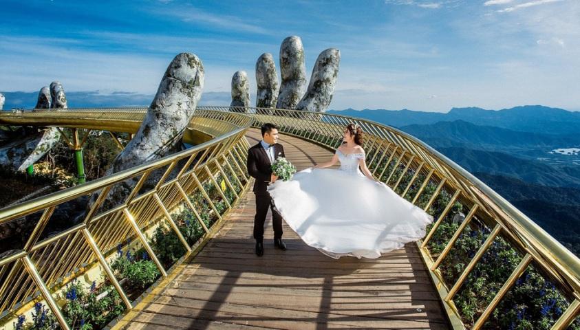 studio chụp ảnh cưới Đà Nẵng đẹp