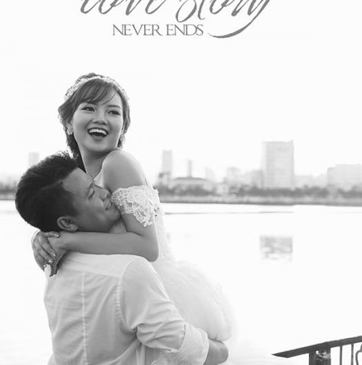 studio chụp ảnh cưới Đà Nẵng giá rẻ
