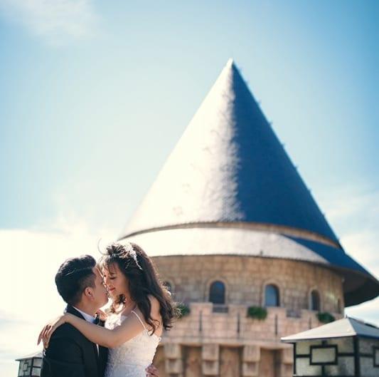 Dịch vụ chụp ảnh cưới Đà Nẵng giá rẻ