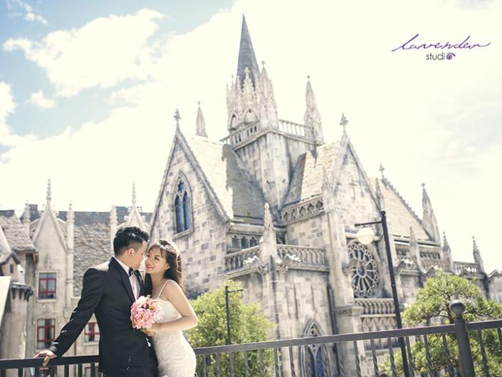 Địa chỉ chụp ảnh cưới Đà Nẵng giá rẻ