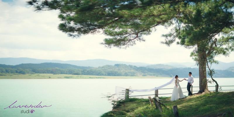 Bảng báo giá chụp ảnh cưới trọn gói tại Đà Lạt