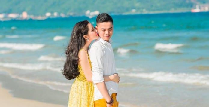 chụp hình cưới ngoại cảnh Đà Nẵng