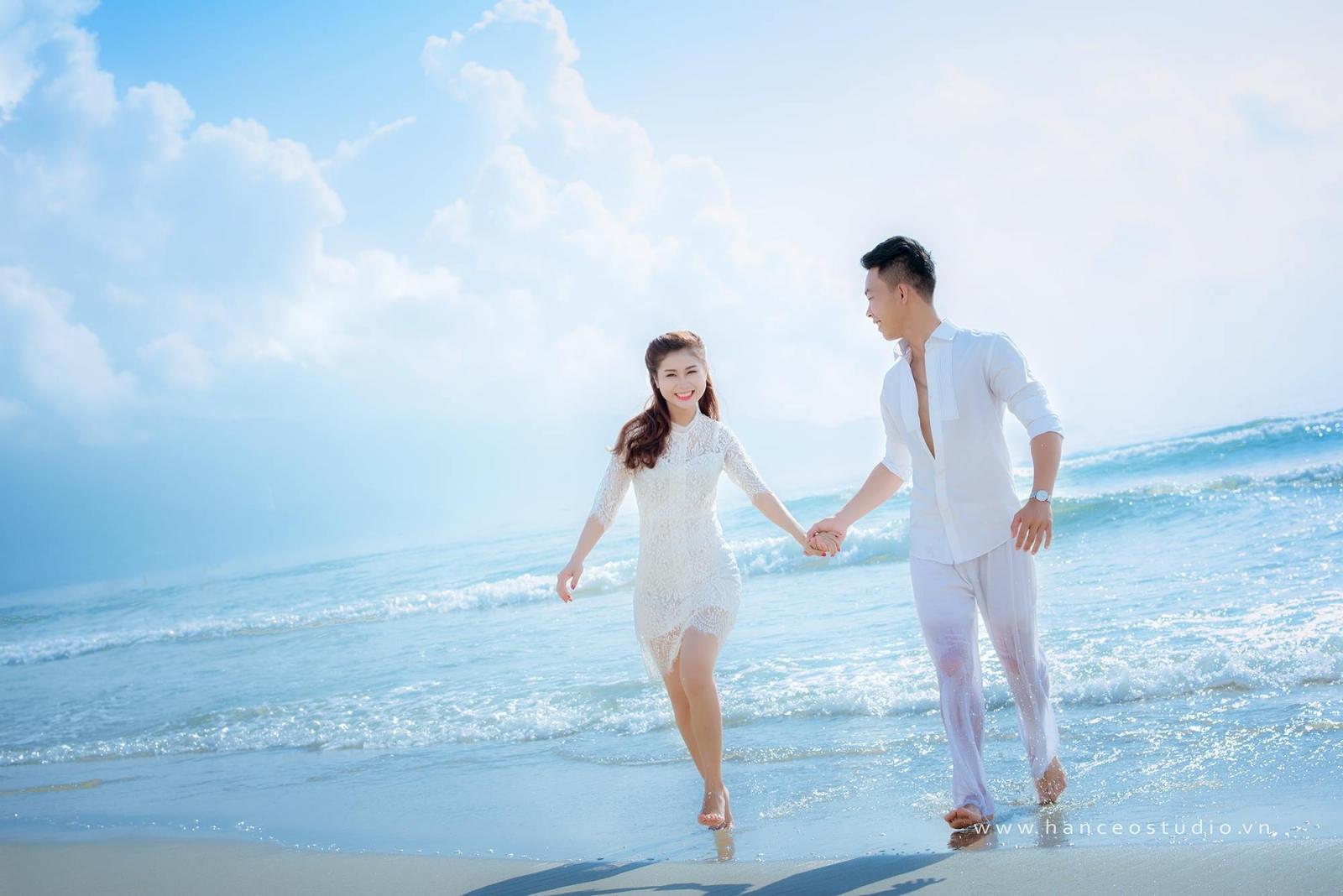 Trọn gói dịch vụ chụp hình cưới ngoại cảnh Đà Nẵng