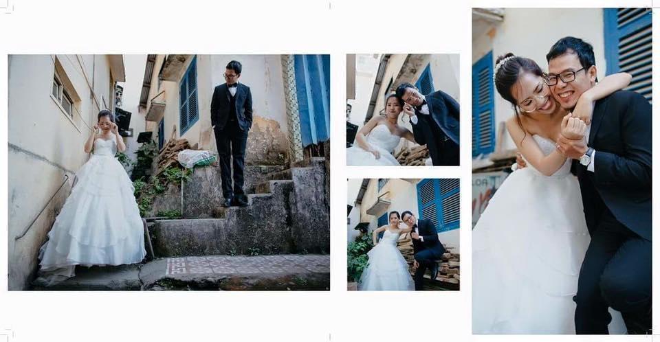 Chụp ảnh cưới ở đâu đẹp và mang phong cách hiện đại
