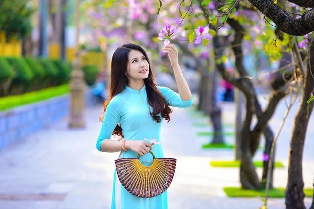 địa điểm chụp ảnh áo dài Đà Nẵng