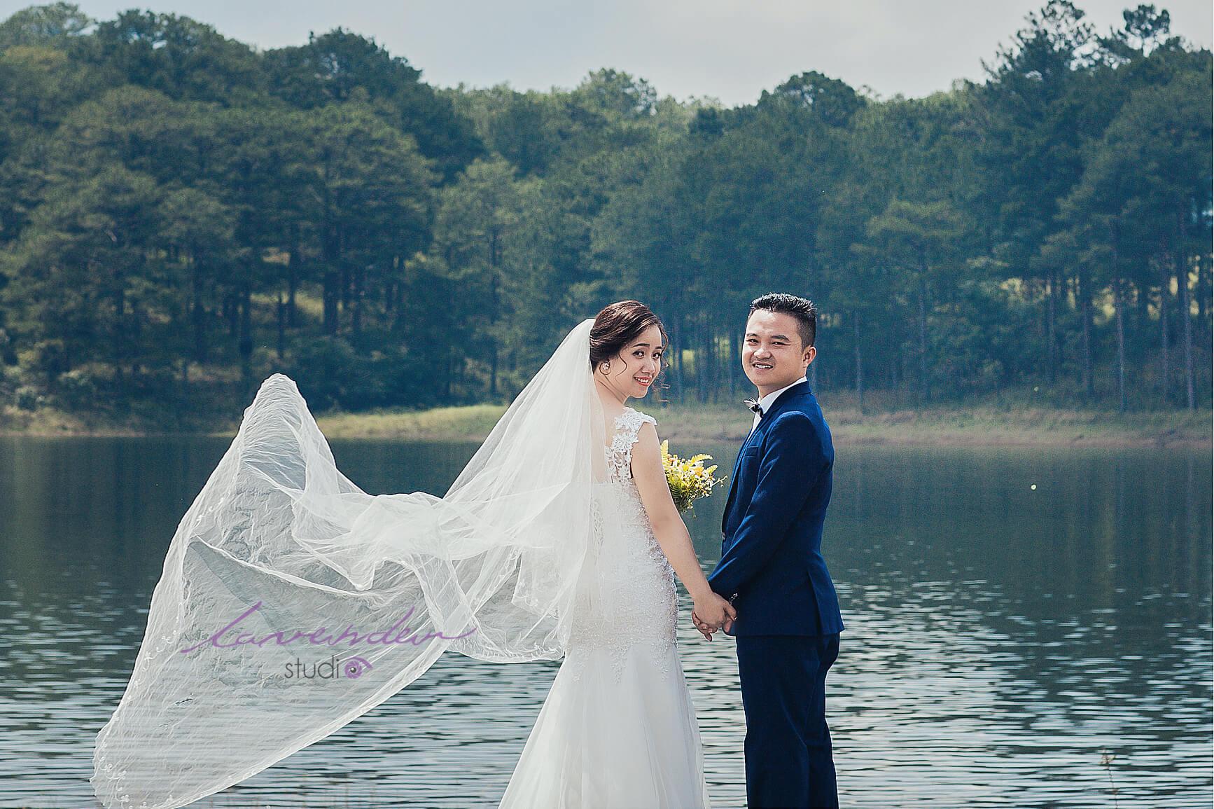 Địa điểm chụp hình cưới Đà Lạt đẹp nhất