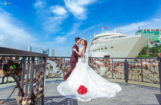 địa điểm chụp ảnh cưới đẹp nổi tiếng ở Đà Nẵng