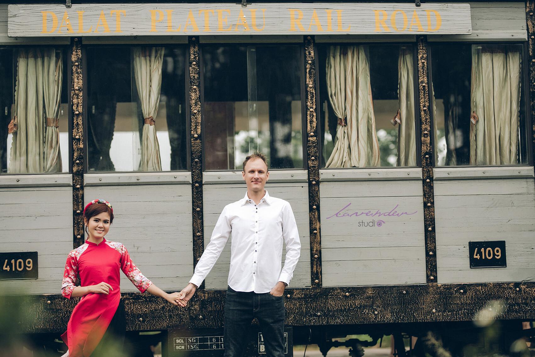 Địa chỉ cung cấp gói du lịch kết hợp chụp ảnh cưới Đà Lạt