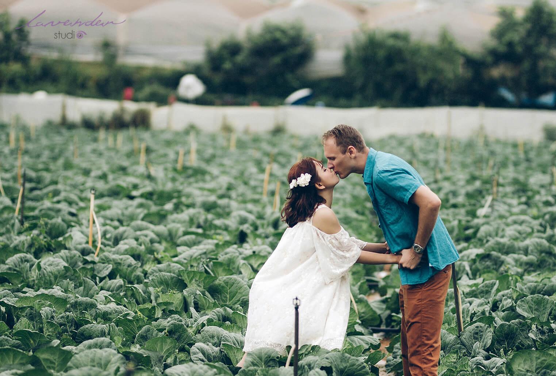 Du lịch kết hợp chụp hình cưới Đà Lạt