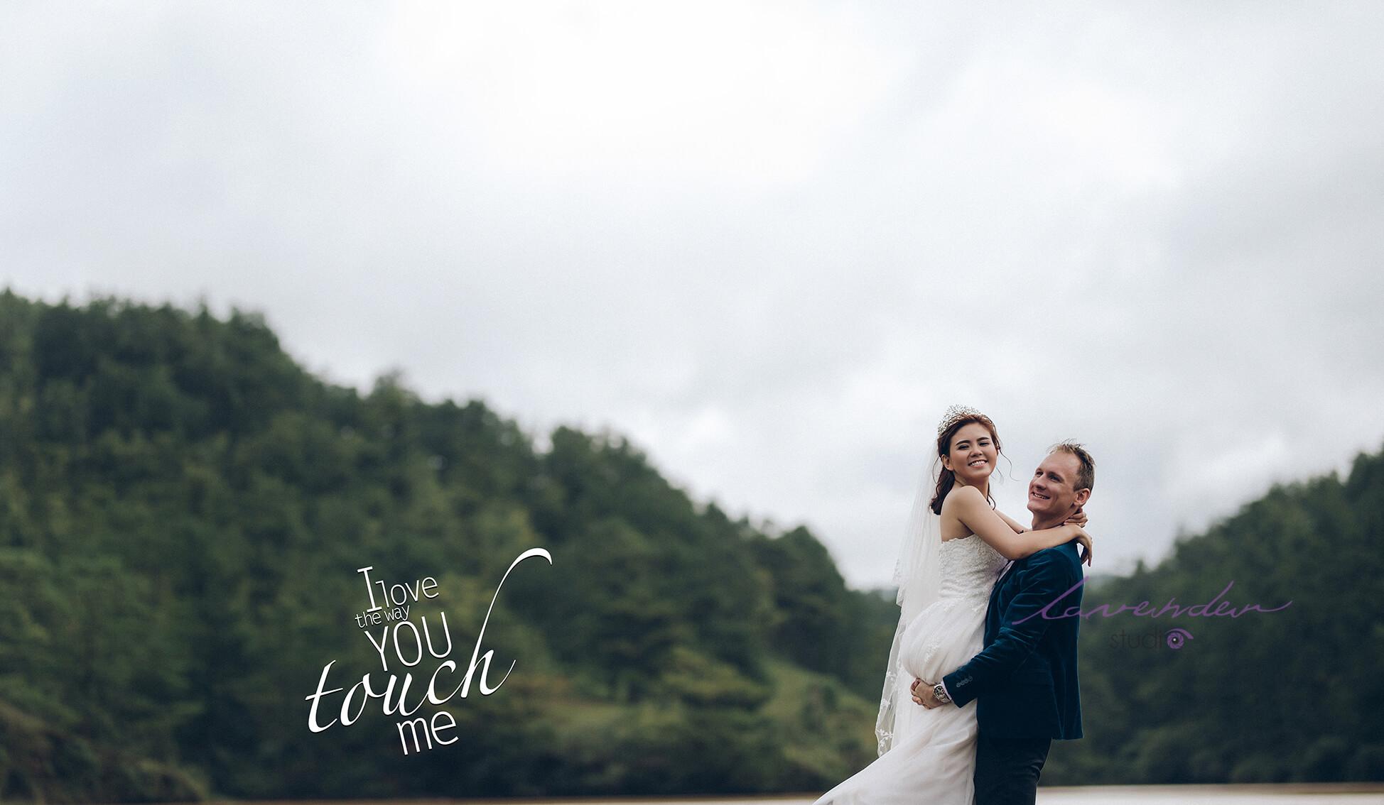 Tour du lịch kết hợp chụp ảnh cưới Đà Lạt