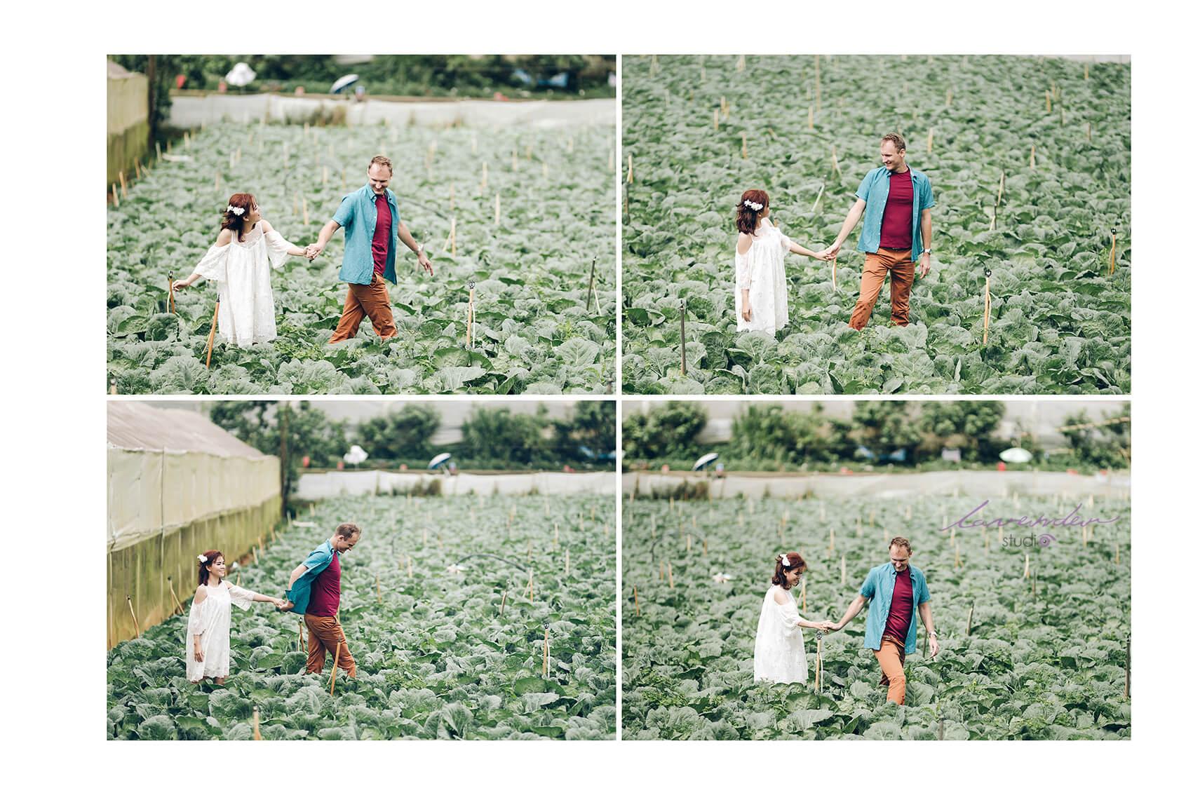 Dịch vụ du lịch kết hợp chụp ảnh cưới Đà Lạt uy tính