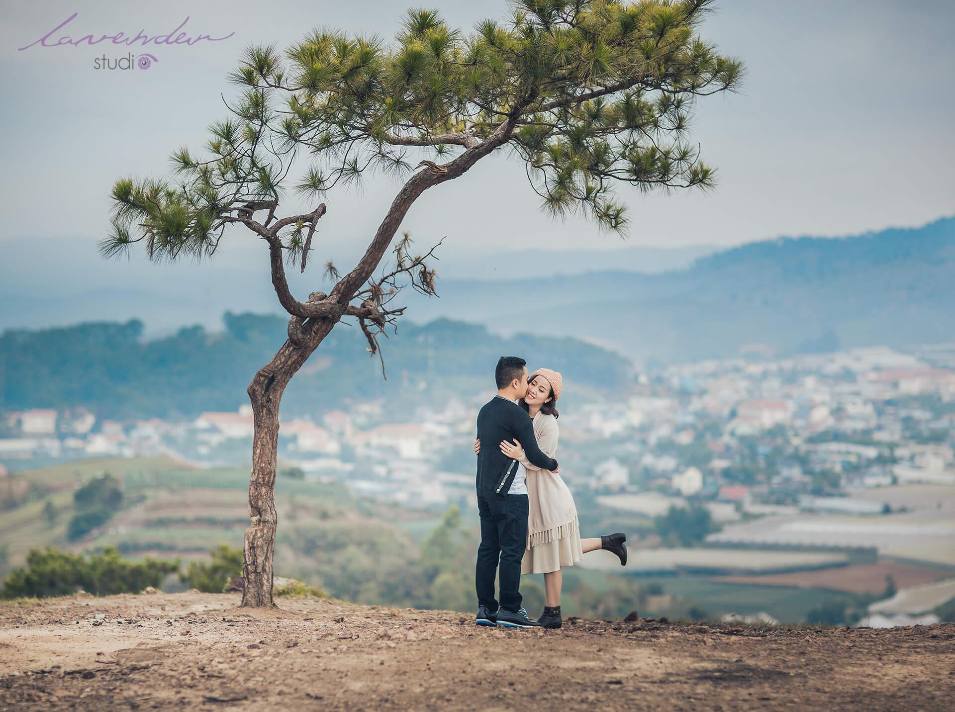 Tư vấn dịch vụ du lịch kết hợp chụp hình cưới