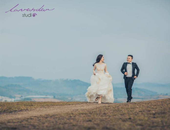 Du lịch kết hợp chụp hình cưới