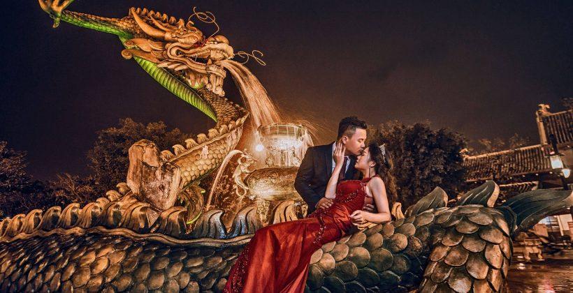 Du lịch kết hợp chụp hình cưới Đà Nẵng đẹp hút hồn