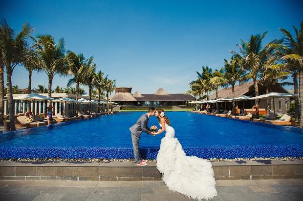 Du lịch kết hợp chụp hình cưới Đà Nẵng sang trọng