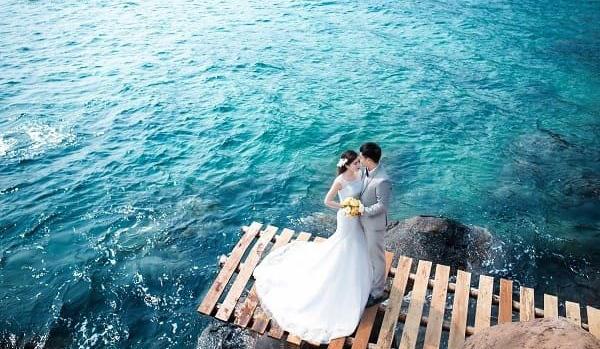 Du lịch kết hợp chụp hình cưới Đà Nẵng sang chảnh nhưng tiết kiệm