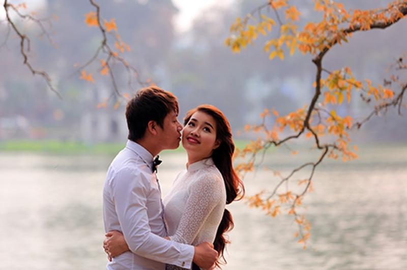 Du lịch kết hợp chụp hình cưới Hà Nội, thủ đô nước ta